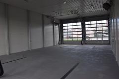 wiekszy garaz