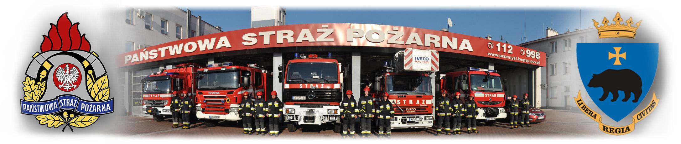 Komenda Miejska Państwowej Straży Pożarnej wPrzemyślu